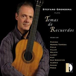 Stefano Grondona plays Temas de Recuerdos