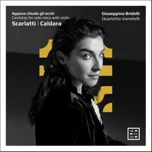 Appena Chiudo Gli Occhi: Cantatas For Solo Voice With Violin Product Image