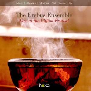 Erebus Ensemble - Live At the Clifton Festival
