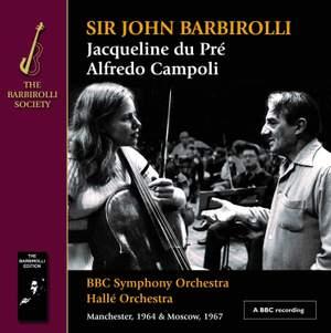 Elgar: Cello Concerto; Sibelius: Violin Concerto