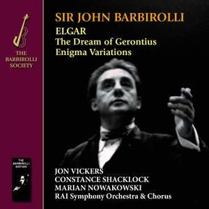 Elgar: the Dream of Gerontius, Enigma Variations