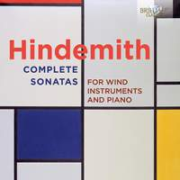 Hindemith: Complete Sonatas For Wind Instruments and Piano
