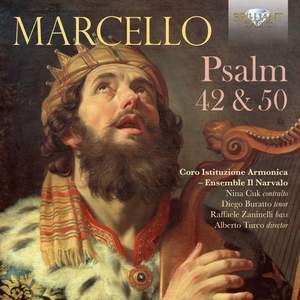Marcello: Psalm 42 & 50