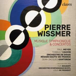 Pierre Wissmer: Musique Symphonique Et Concertos Product Image