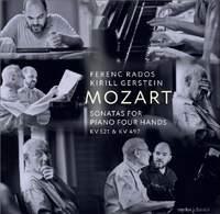 Mozart: Sonatas for Piano Four Hands KV521 & 497