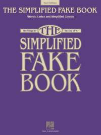 Simplified Fake Book - 2nd Edition