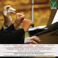 Thirty Fingers for Eighty-eight Keys, Music for Piano 6-hands