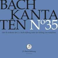 Bach Cantatas, Vol. 35 (Live)