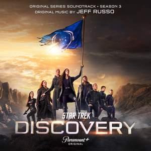 Star Trek: Discovery (Season 3) [Original Series Soundtrack] Product Image