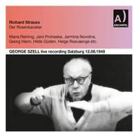 R. Strauss: Der Rosenkavalier, Op. 59, TrV 227 (Live)