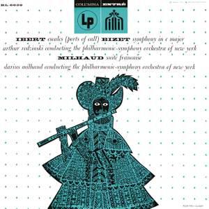 Bizet: Symphony in C Major & Carmen, Act III: Entr'acte - Milhaud: Suite Française - Ibert: Escales