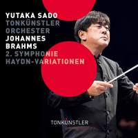 Brahms: Symphony No. 2, Op. 73 & Variations on a Theme by Haydn, Op. 56a