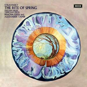 Stravinsky: The Rite of Spring; Five Easy Pieces; Three Easy Pieces