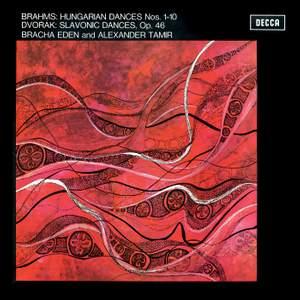 Brahms: Hungarian Dances Nos. 1-10; Dvorák: Slavonic Dances, Op. 46