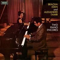 Two Piano Encores