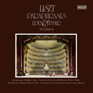 Liszt Paraphrases
