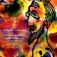 Satie Vol. 4: relâche/Cinéma