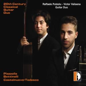 20th Century Classical Guitar Duo