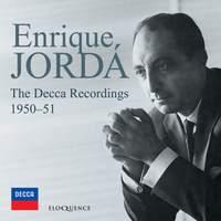 Enrique Jorda - Decca Recordings 1950-51