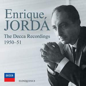Enrique Jorda - Decca Recordings 1950-51
