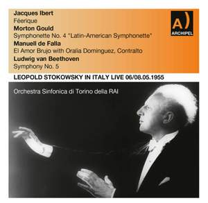 Beethoven, Ibert & Others: Orchestral Works (Live)