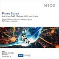 Pierre Boulez: Anthemes 1 & 2, Dialogue de l'Ombre Double