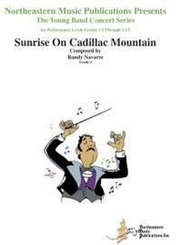 Navarre, R: Sunrise on Cadillac Mountain