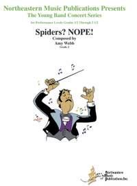 Webb, A: Spiders? NOPE!