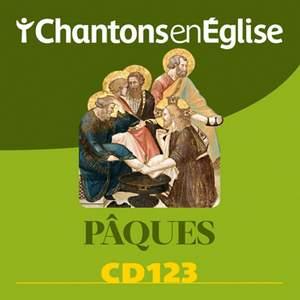 Chantons en Église CD 123 Pâques Product Image