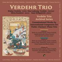 Archival Series of Commissioned Works by International Composers