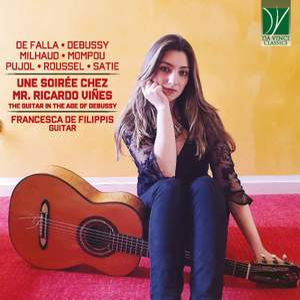 Une soirée chez Mr. Ricardo Viñes: The Guitar in the Age of Debussy