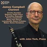 James Campbell, Clarinet