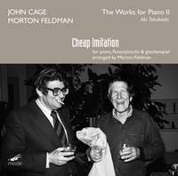 Cage: The Works for Piano, Vol. 11