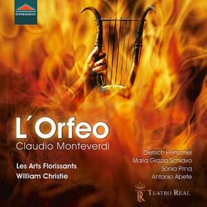 Monteverdi: L'Orfeo, SV 318 (Live) Product Image