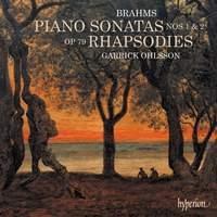 Brahms: Piano Sonatas & Rhapsodies