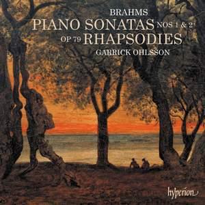 Brahms: Piano Sonatas & Rhapsodies Product Image