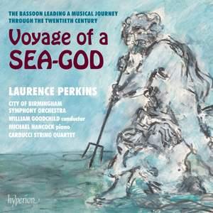 Voyage of a sea-god