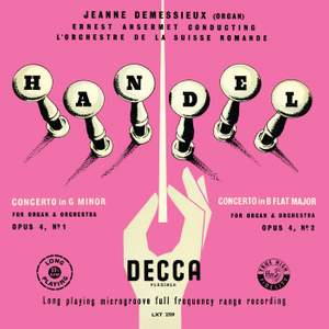 Jeanne Demessieux - The Decca Legacy