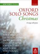 Oxford: Oxford Solo Songs: Christmas