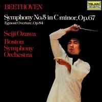 Beethoven: Symphony No. 5 in C Minor, Op. 67 & Egmont Overture, Op. 84