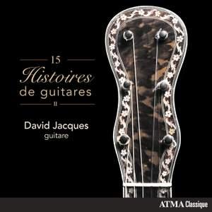 15 Histoires de guitares Product Image