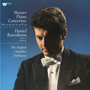 Mozart: Piano Concertos Nos. 9, 19, 20, 21, 23 & 24 - Vinyl Edition
