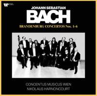 Bach: The Brandenburg Concertos - Vinyl Edition