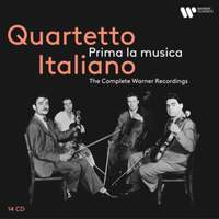 Quartetto Italiano - Prima la musica