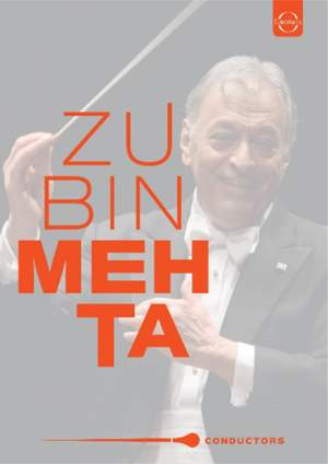 Conductors - Zubin Mehta - Retrospective Product Image