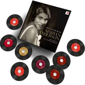 Marian Anderson - Beyond the Music Product Image