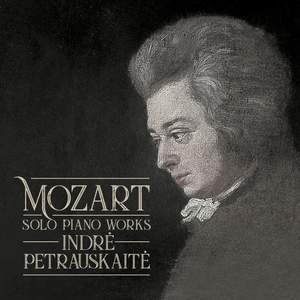 Mozart: Solo Piano Works Product Image