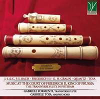 Music at the Court of Friedrich Ii, King of Prussia: The Transverse Flute in Potsdam