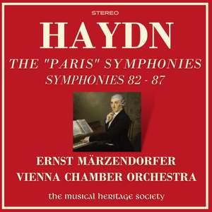 Haydn: Symphonies 82-87 - The 'Paris' Symphonies
