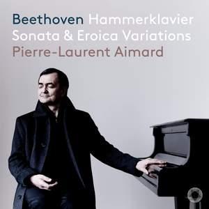 Beethoven: Piano Sonata No. 29 'Hammerklavier' & 15 Variations & Fugue 'Eroica' Product Image
